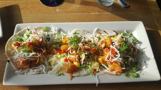 Bangkok Shrimp Tacos The Best Picture Of Salt Lime Cabo Grill