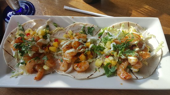 Island Shrimp Tacos Picture Of Salt Lime Cabo Grill Raleigh