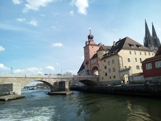 Regensburger Personen-Schifffahrt Klinger