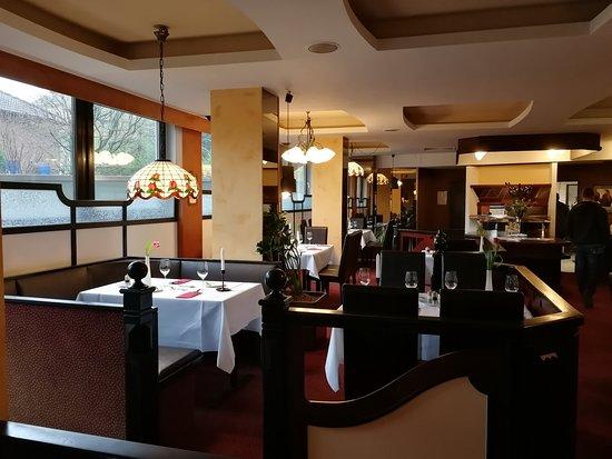 """Bad Nenndorf, Alemania: Teilansicht vom Restaurant """"Salt`n Pepper"""""""
