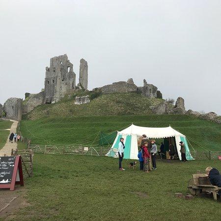 Corfe Castle, UK: photo5.jpg