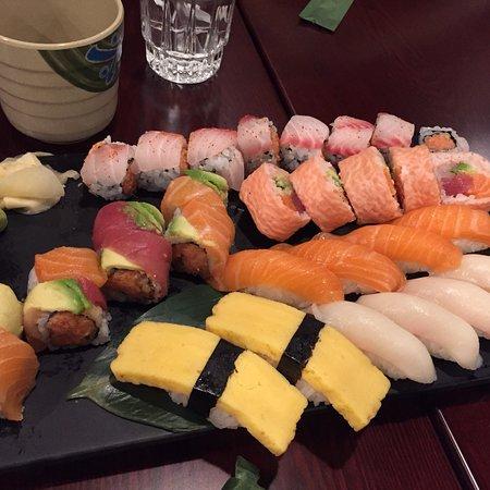 Suffern, État de New York : Sushi!
