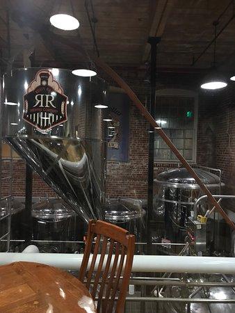 Mifflinburg, เพนซิลเวเนีย: The brewery