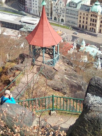 Jeleni Skok Rock ภาพถ่าย
