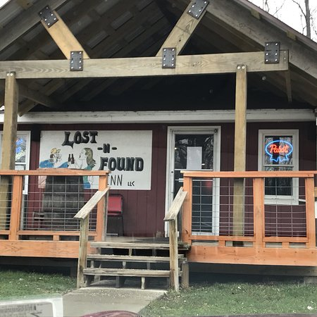 Tyrone, NY: Lost and Found Inn