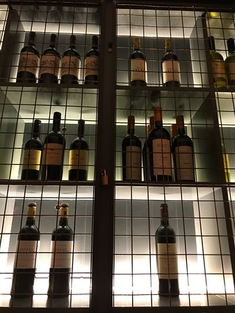 Brasserie Blanc Charlotte Street: wines