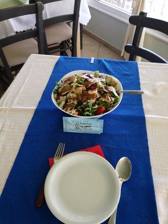 To Limani: Μερικές γεύσεις απο την Κυρ Μαρία