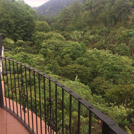 Alta Verapaz Department, Gwatemala: Lindo hotel, rodeado de naturaleza y con un servicio de primera! La comida es espectacular y la