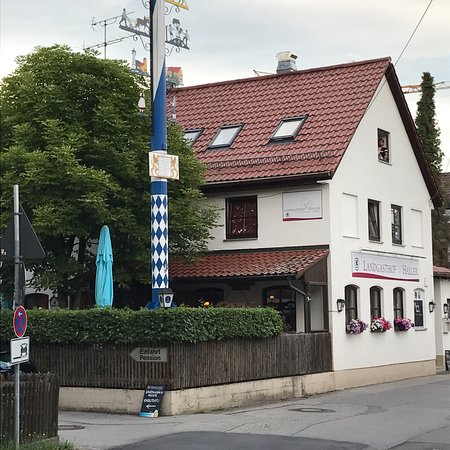 Gauting, Deutschland: Landgasthof Haller
