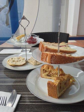 Ocean View Terrace Bar & Cafe: Afternoon Tea