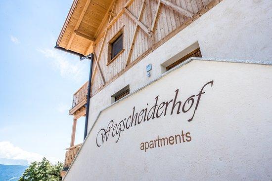 Feldthurns, Italy: Frontansicht