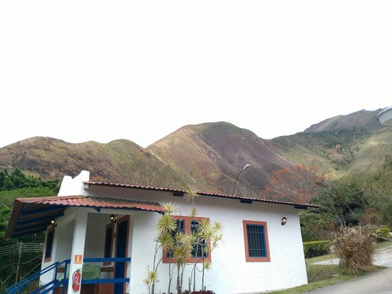 Caripe, Venezuela: Vista desde Loma Paraíso ...