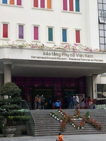 Bảo tàng Phụ nữ Việt Nam: Women's Museum worth a visit