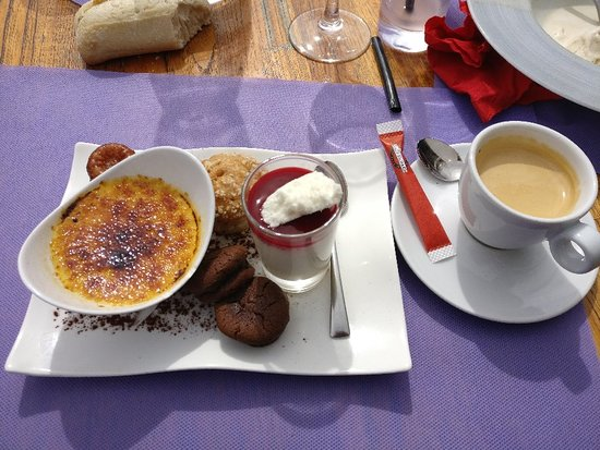 Saulx-les-Chartreux, Francia: Superbe déjeuner sous le soleil !