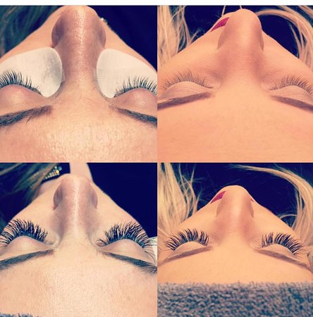 Vibrant Salon & Spa: Misencil eyelash extensions in Fredericton