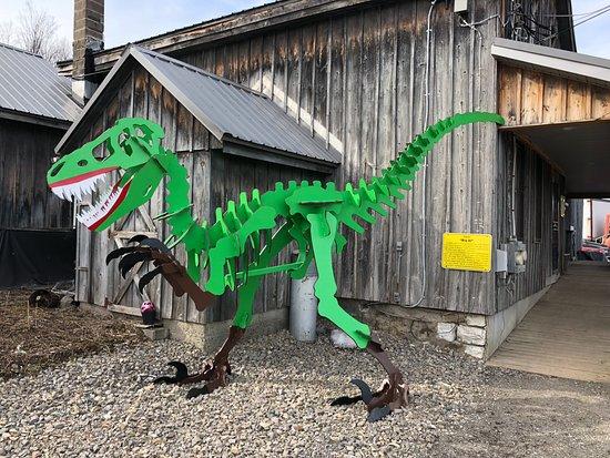 Ace Of Diamonds Mine: dinosaur