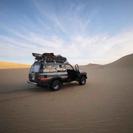We had a really good time in the desert, the staff was so nice and really helpful , we've been s