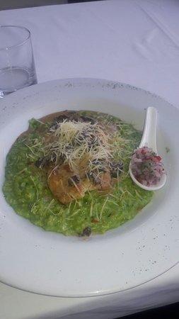 Lima Region, Peru: Tres platos de Francésco
