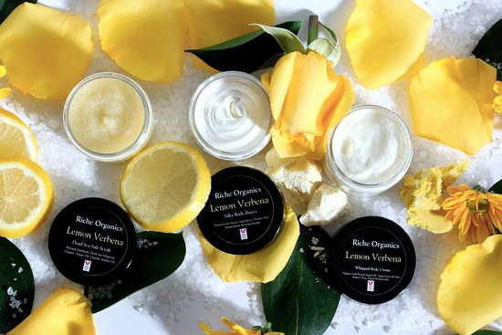 Heavenly Massage Spa: Our Organic Body Souffle & Butter
