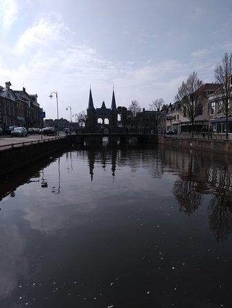Rijksmonument Waterpoort Sneek uit 1613: IMG_20180415_145954091_large.jpg