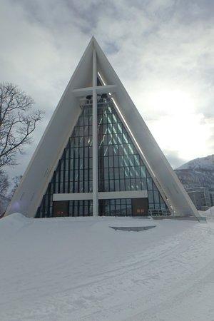 Cathédrale Arctique de Tromsø : Front view