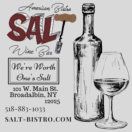Broadalbin, NY: SALT: American Bistro & Wine Bar