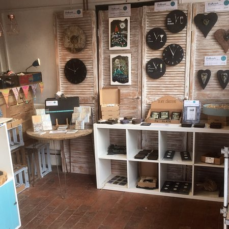 Devon, UK: Driftmoods - The Slate Shop