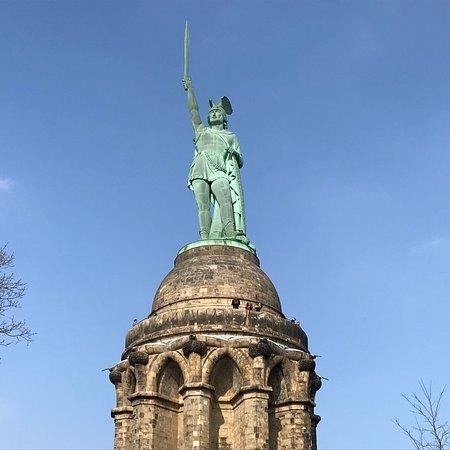 Hermannsdenkmal照片