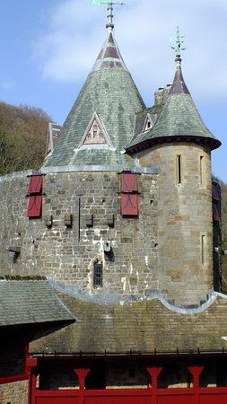 Castell Coch Photo