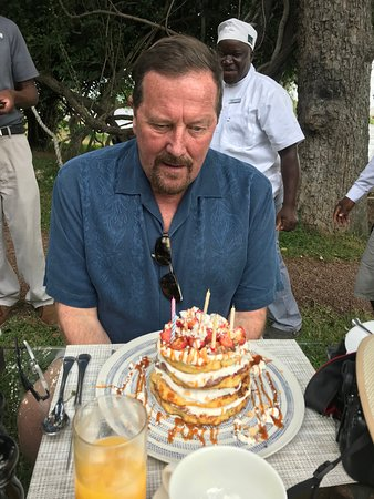 Matetsi Victoria Falls: Birthday Surprise