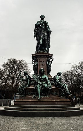 Monument of King Max II