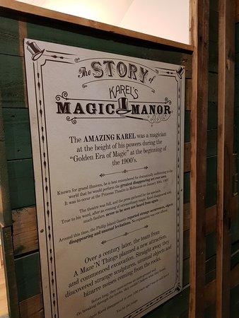 Cowes, Australia: Magic Show