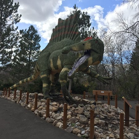 George S. Eccles Dinosaur Park: photo1.jpg
