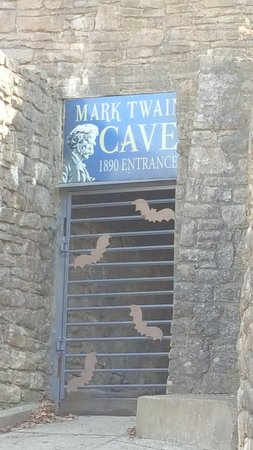 Mark Twain Cave and Cameron Cave