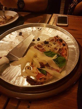 La Botte Pizzeria Italiana: Delícia!!!