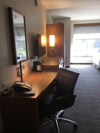 Blacksburg, VA: Desk in room 303
