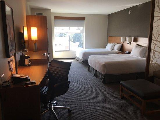 Blacksburg, VA: View entering room 303, looking straight