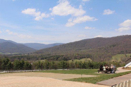 Dyke, Wirginia: Mountain view