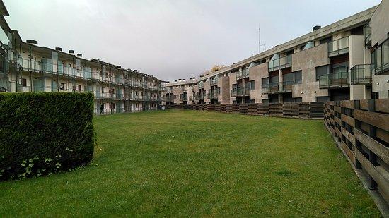 Aparthotel Jardines de Aristi, Hotels in Vitoria-Gasteiz