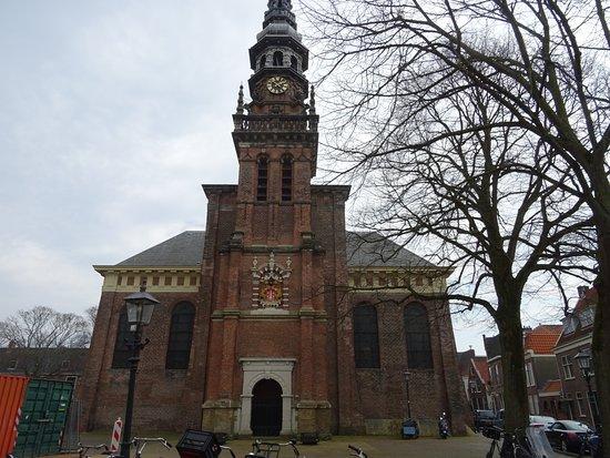 Nieuwe Kerk of Sint Annakerk Haarlem