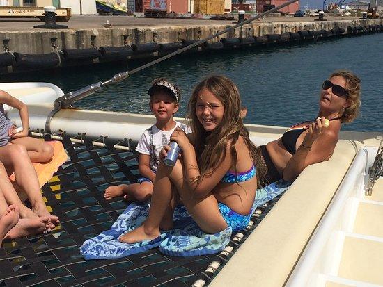 Tiami Catamaran Sailing Cruises Image