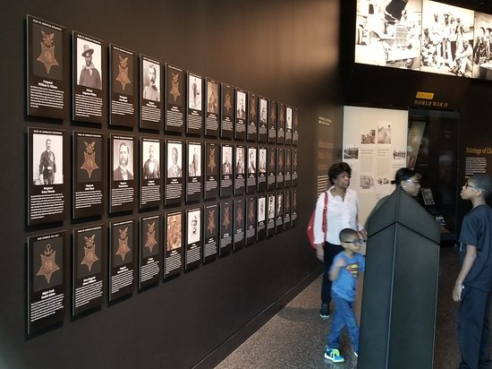 National Museum of African American History and Culture: 20180413_143529_large.jpg