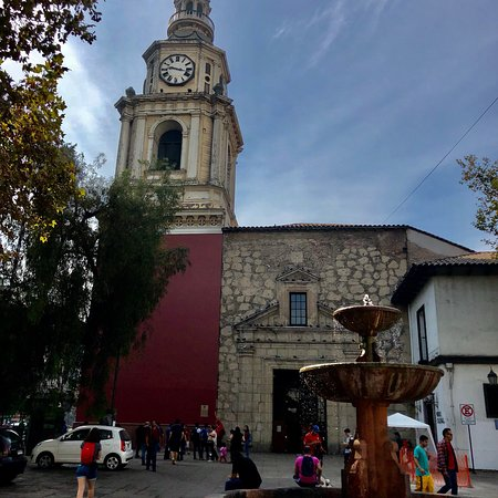 Free Walking Tour of Santiago: photo9.jpg