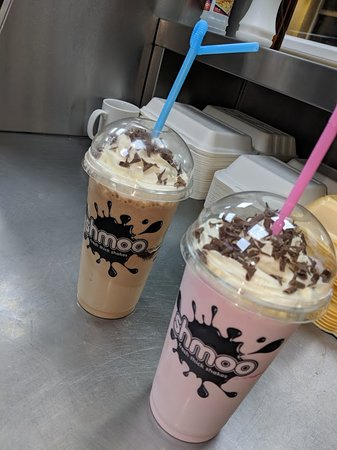 Thrapston, UK: We love shmoo. Come down and grab one!