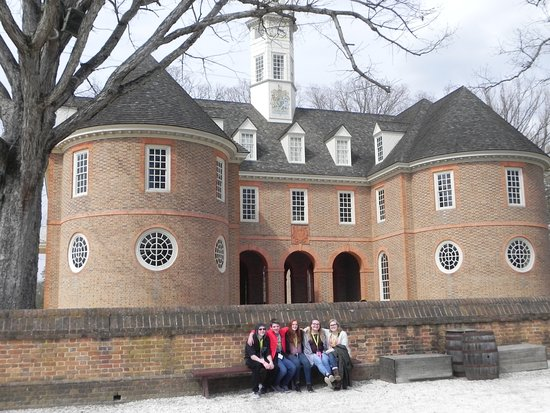 ‪Colonial Williamsburg Capitol Building‬