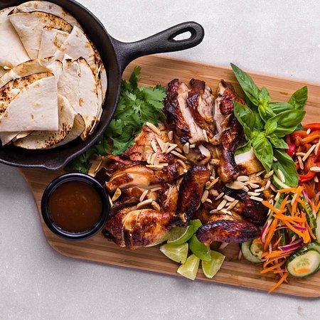 East Maitland, Australien: Mandarin Style Roasted Chicken
