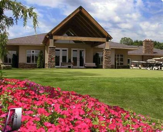 Port Stanley, Canada: Kettle Creek Golf's clubhouse