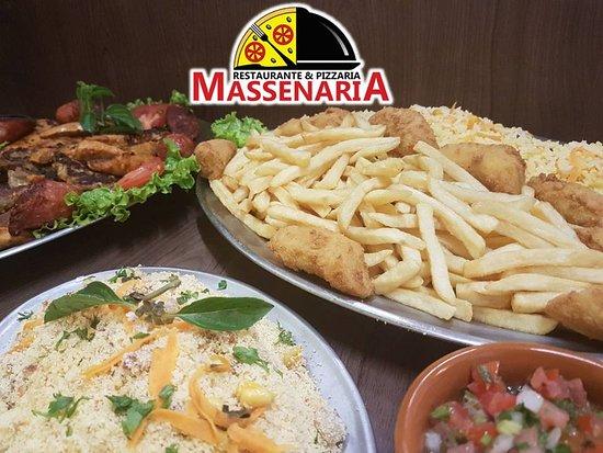 Massenaria Restaurante Pizzaria Espeto Moda A Gacha Ou
