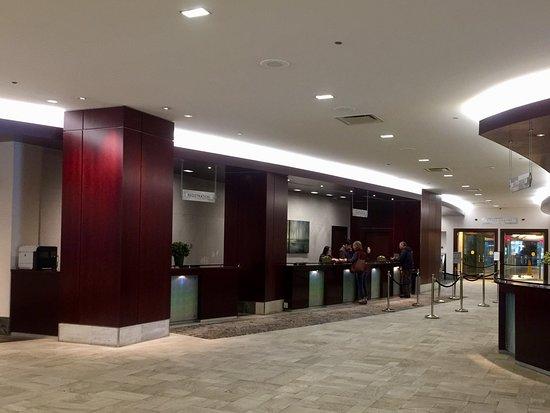 Hyatt Regency Vancouver : Hotel Registration