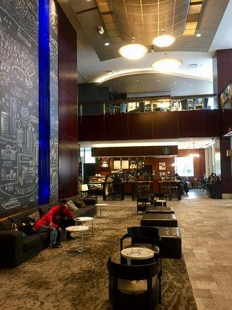 Hyatt Regency Vancouver : Hotel Lobby
